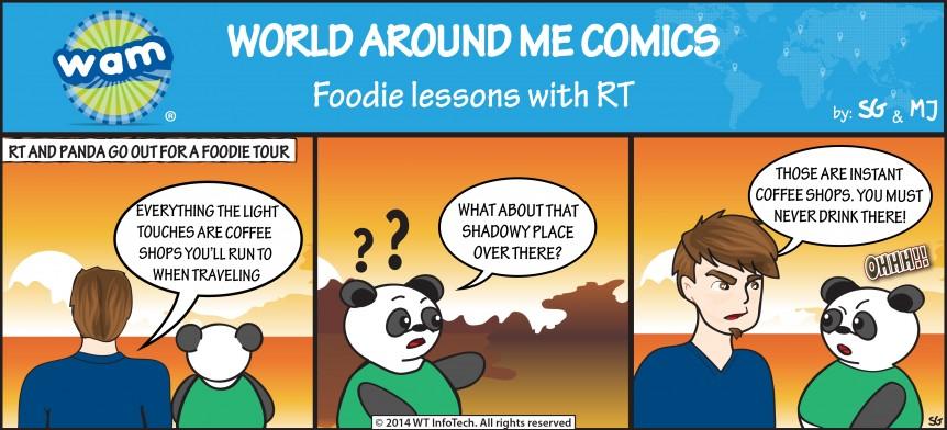 World Around me comics Page 10