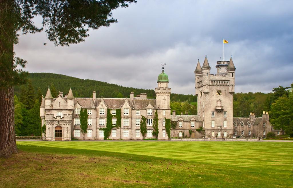 shutterstock_Balmoral Castle