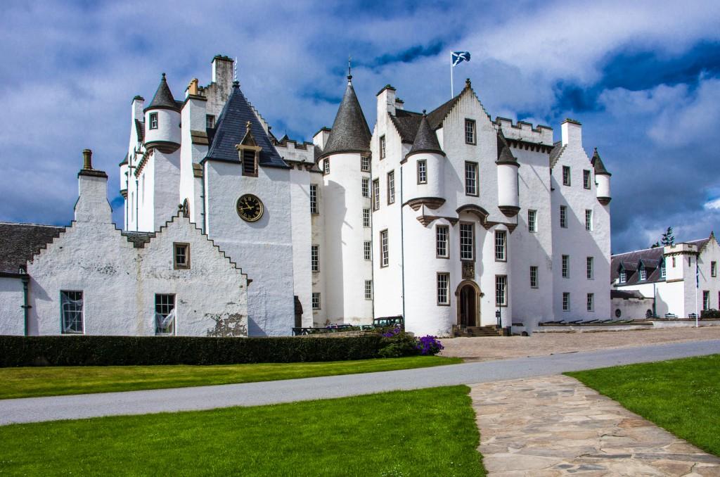 shutterstock_Blair Castle