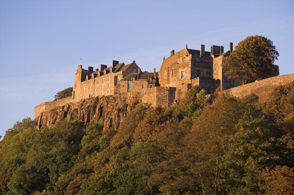 shutterstock_Stirling Castle