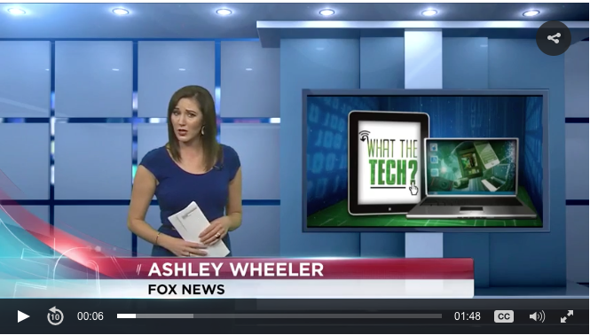 WAM is App of the Day on Fox news