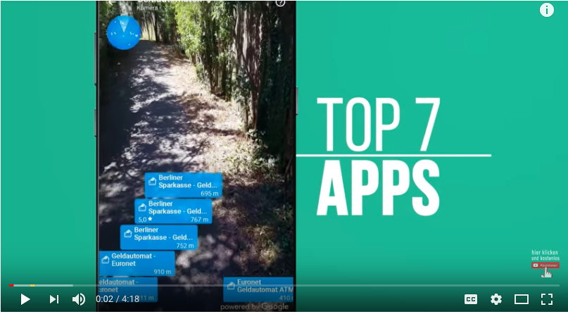 WAM: Top app in Germany