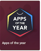 Apps of the Year 2018 on Huawei App Gallery